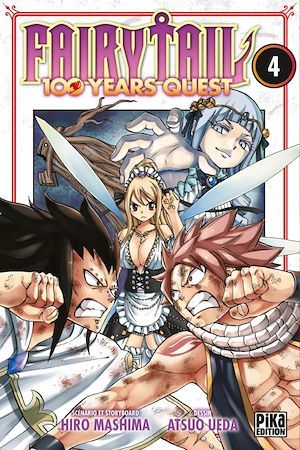 Fairy Tail - 100 years quest T.4