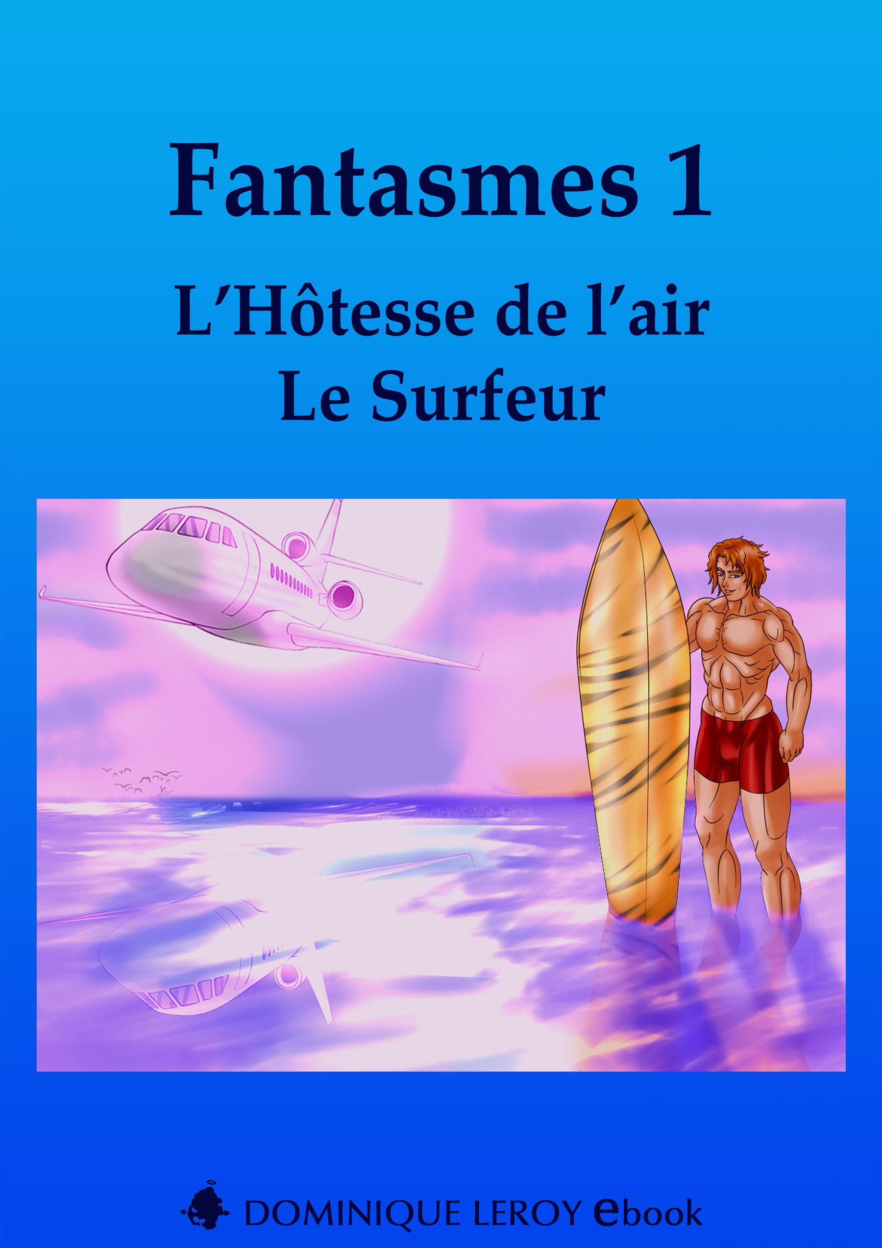 Fantasmes 1, L´Hôtesse de l´air, Le Surfeur