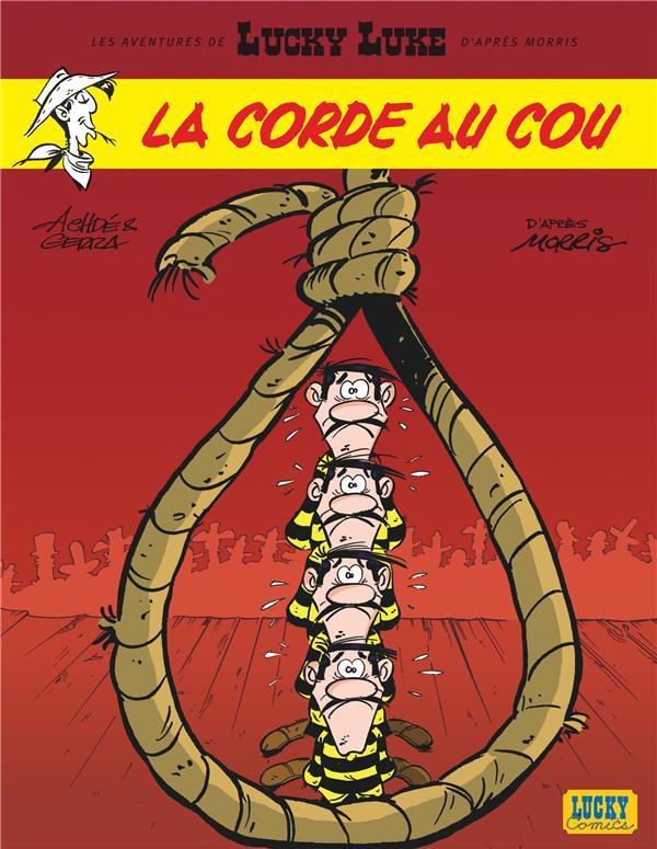 Les aventures de Lucky Luke d'après Morris T.2 ; la corde au cou