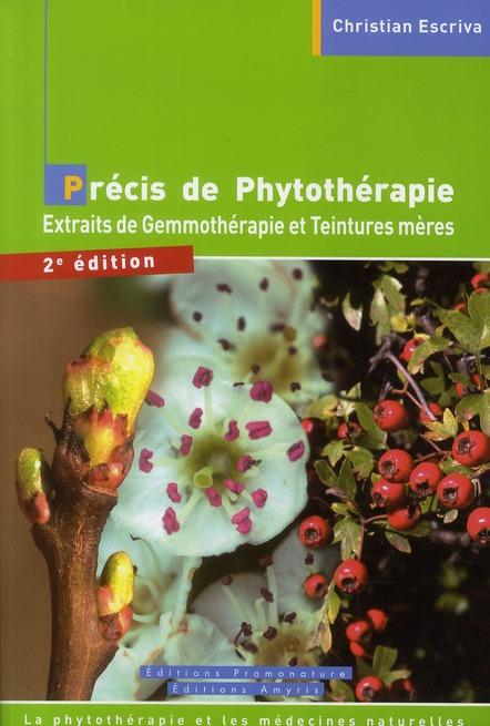 Precis De Phytotherapie