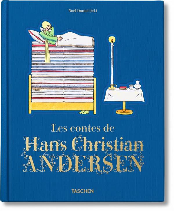 LES CONTES DE HANS CHRISTIAN ANDERSEN