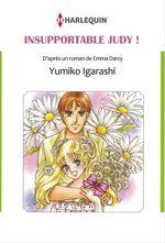 Vente Livre Numérique : Insupportable Judy !  - Yumiko Igarashi - Emma Darcy