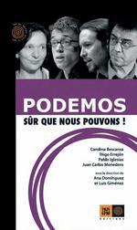 Couverture de Podemos, sur que nous pouvons !
