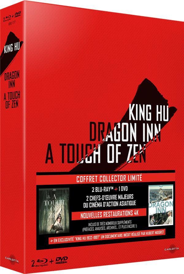 King Hu: Dragon Inn + A Touch of Zen