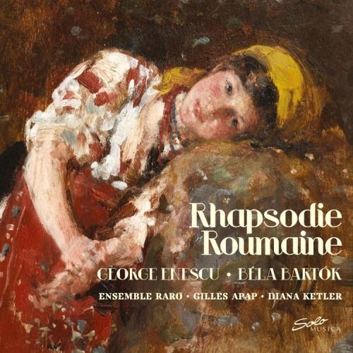 rhapsodie roumaine - Enescu & Bartok