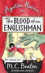 Vente Livre Numérique : Agatha Raisin and the Blood of an Englishman  - M. C. Beaton