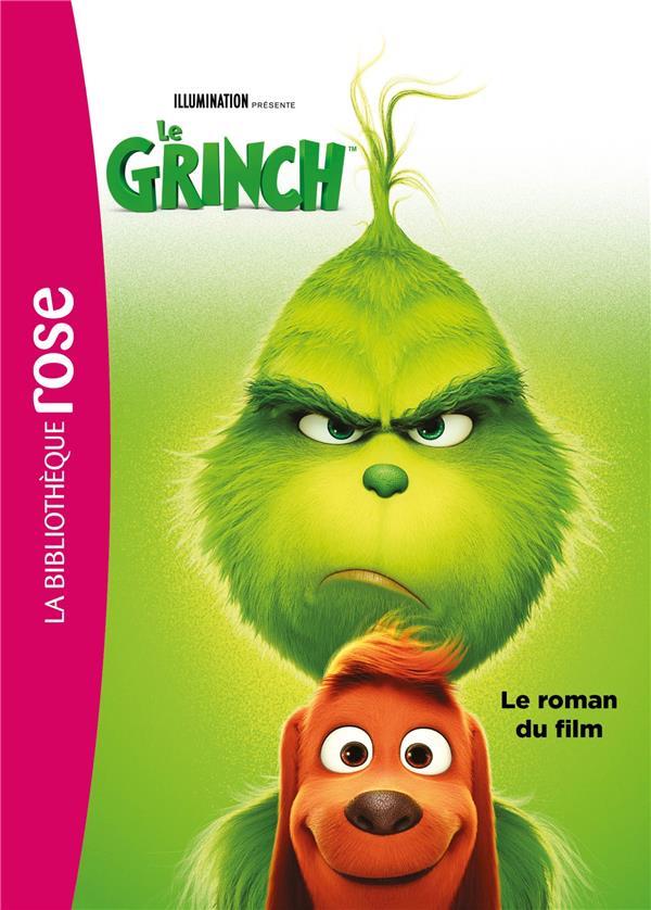 The grinch ; le roman du film