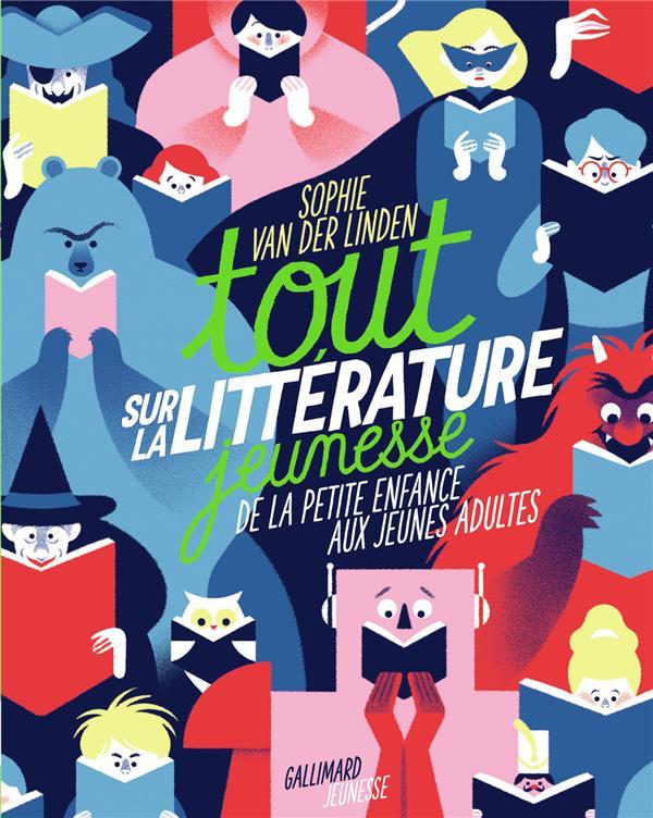 Tout sur la littérature jeunesse : de la petite enfance aux jeunes adultes