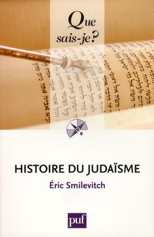 HISTOIRE DU JUDAISME QSJ 3940