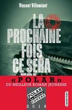 Vente EBooks : La brigade de l'ombre T.1 ; la prochaine fois ce sera toi  - Vincent Villeminot
