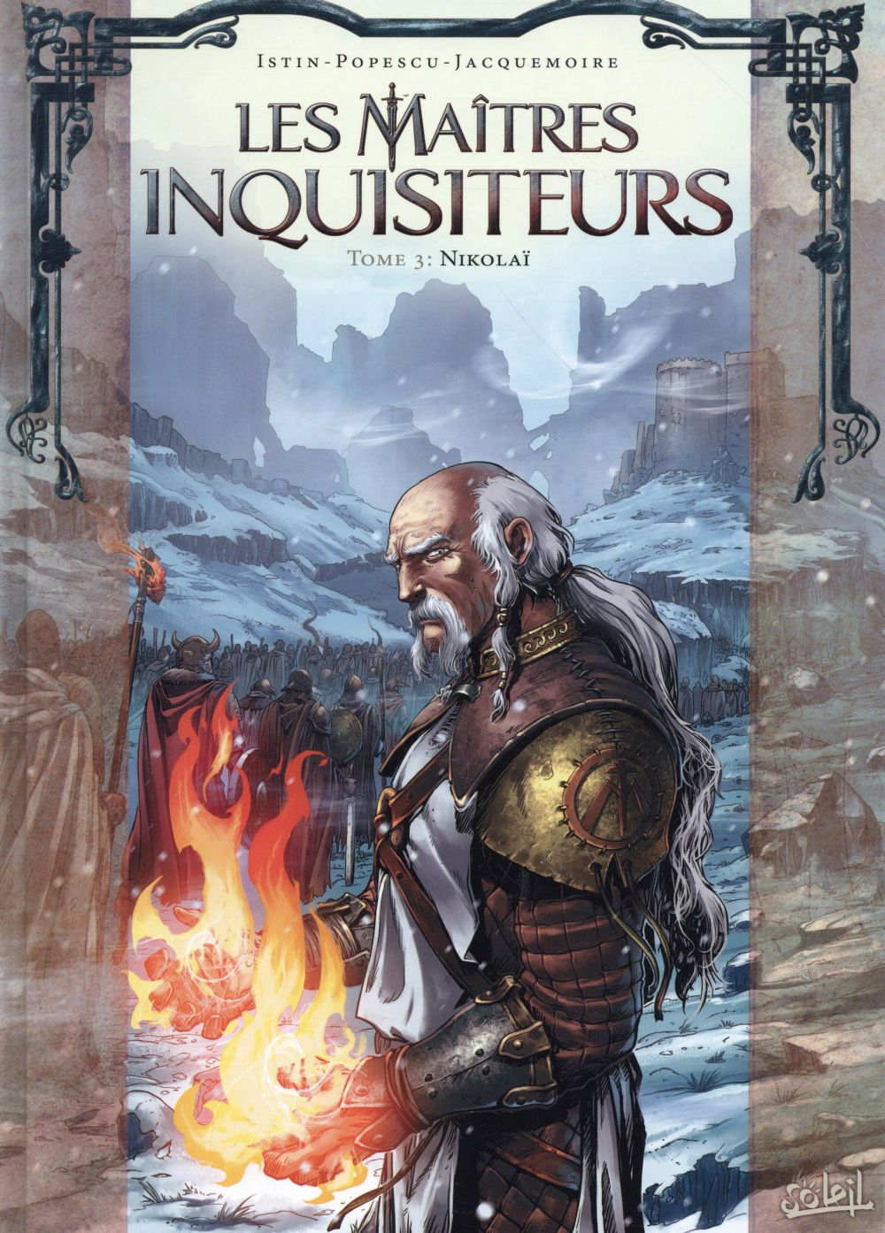 Les maîtres inquisiteurs T.3 ; Nikolaï