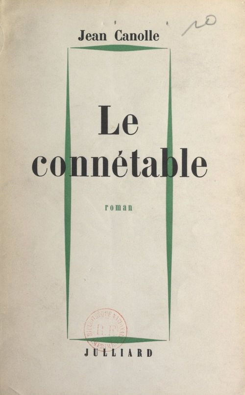 Le connétable