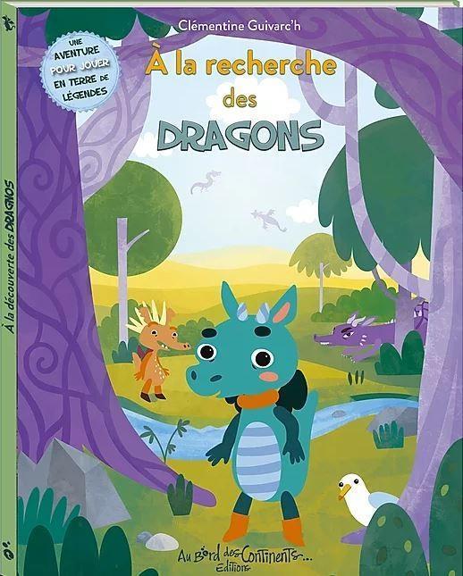 à la recherche des dragons