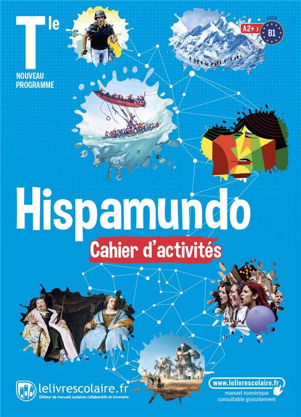 cahier d'activités espagnol ; terminale (édition 2020)