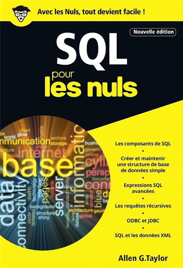 SQL pour les nuls (3e édition)