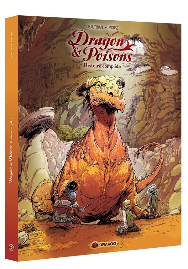 Dragon & poisons ; COFFRET T.1 ET T.2