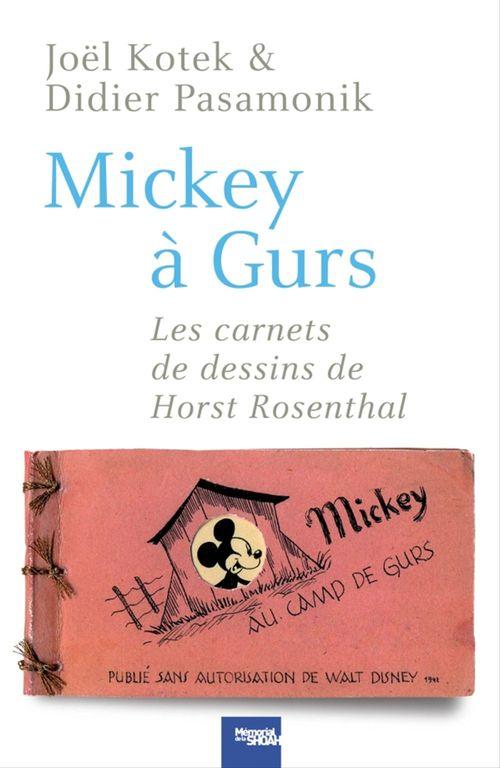 Mickey à Gurs
