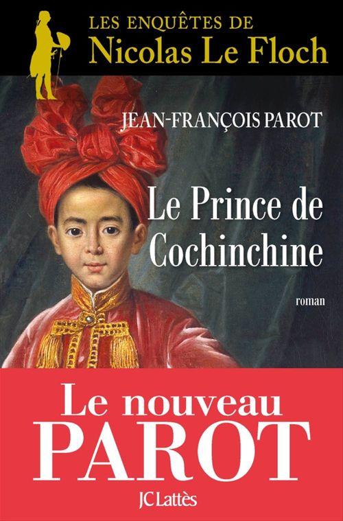 Les enquêtes de Nicolas Le Floch T.14 ; le prince de Cochinchine