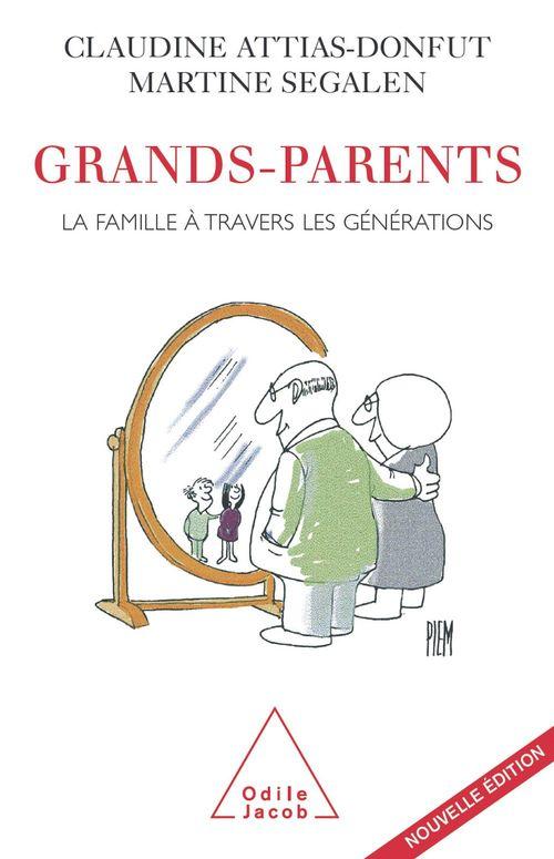 Vente EBooks : Grands-Parents  - Claudine Attias-Donfut  - Martine SEGALEN