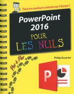 Vente EBooks : Powerpoint 2016 pas à pas pour les nuls  - Philip ESCARTIN