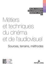 Vente Livre Numérique : Métiers et techniques du cinéma et de l´audiovisuel : sources, terrains, méthodes  - Bertrand LEGENDRE - François Moreau