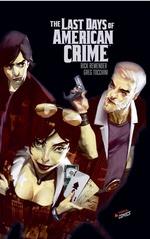 Vente EBooks : Last days of American crime  - Greg Tocchini