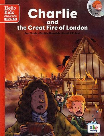 Charlie and the great fire of london ; level 3