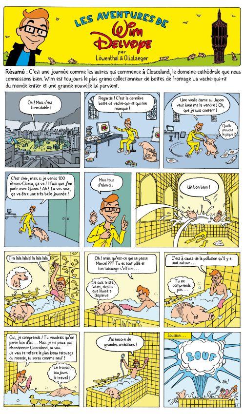 Les aventures de Wim Delvoye