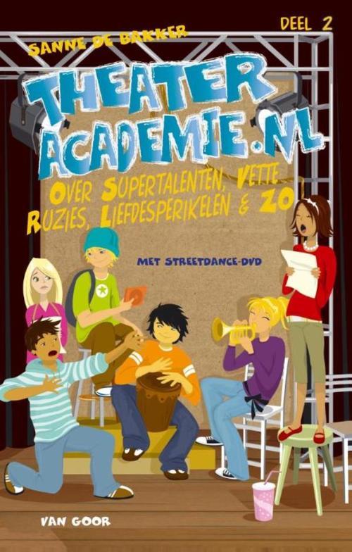 Theateracademie.nl - Deel 2
