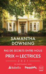 Vente EBooks : Pas de secrets entre nous  - Samantha Downing