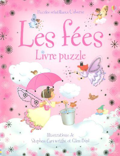 Les Fees ; Livre Puzzle