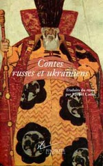 Vente Livre Numérique : Contes russes et ukrainiens  - Alexandre Afanassiev - Marko Vovtchok - Ivan Tourgueniev