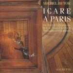Vente Livre Numérique : Icare à Paris ou les Entrailles de l'ingénieur  - Michel Butor - Pascal Dolémieux