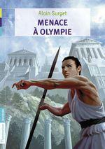 Vente Livre Numérique : Menace à Olympie  - Alain Surget