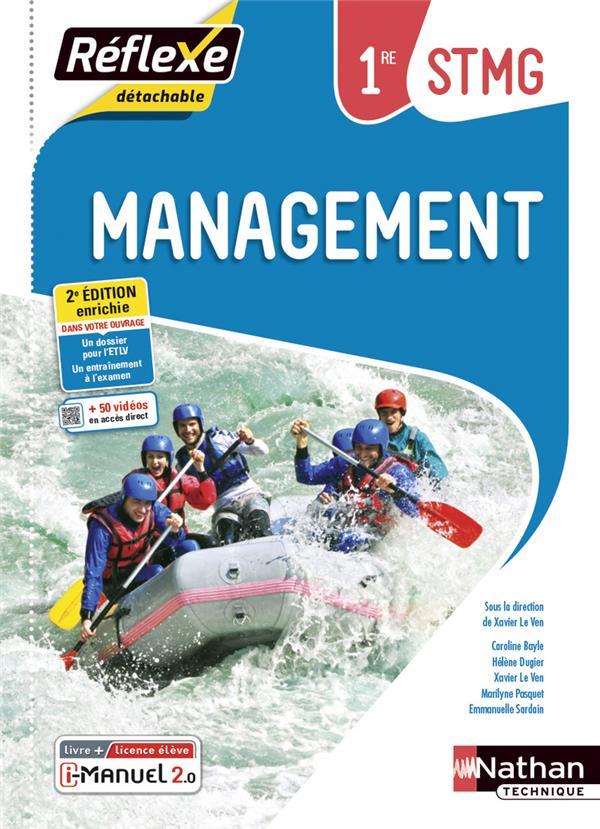 management : 1ère STMG (édition 2021)