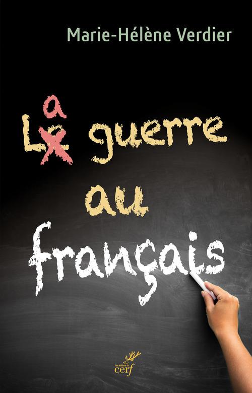 La guerre au français