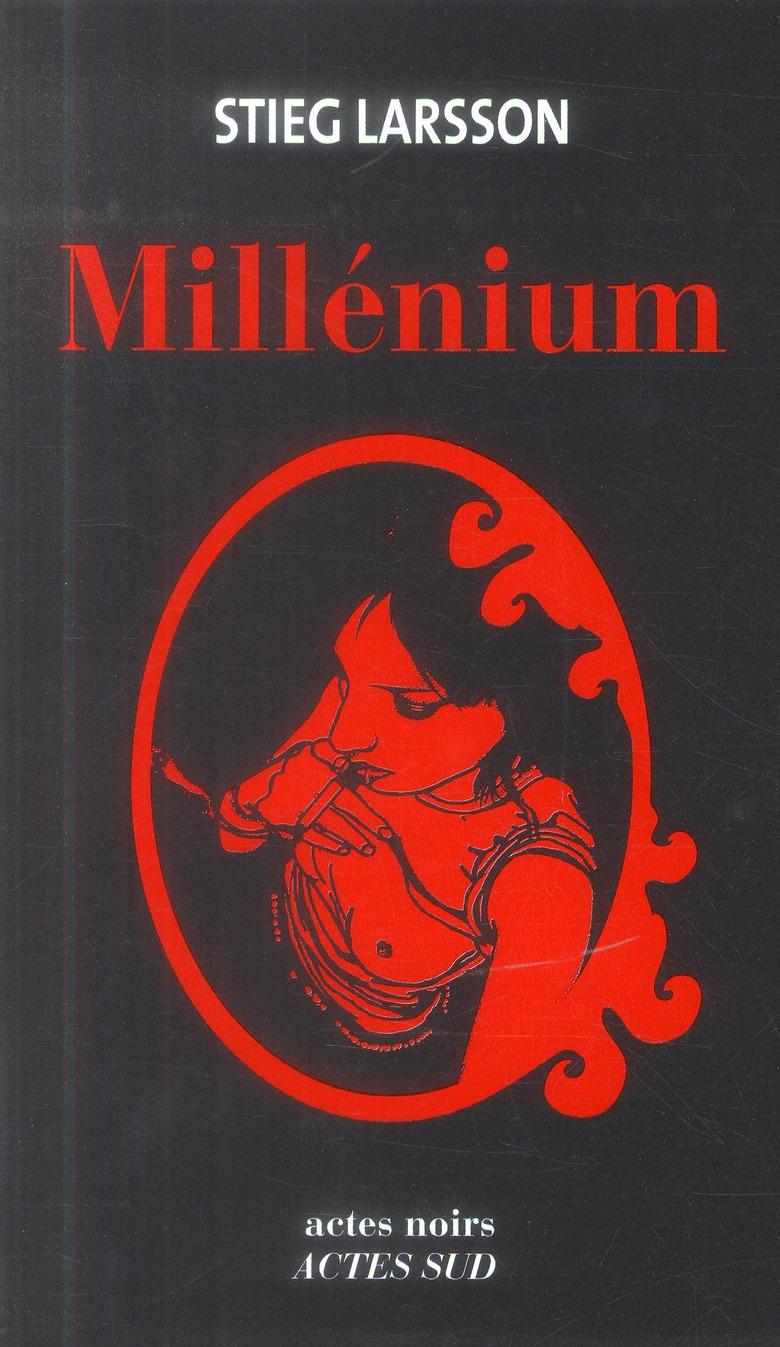 Millénium ; Intégrale t.1 à t.3