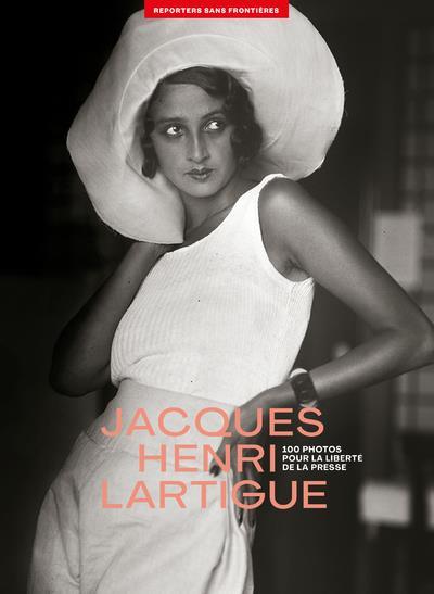 100 photos de Jacques Henri Lartigue pour la liberté de la presse