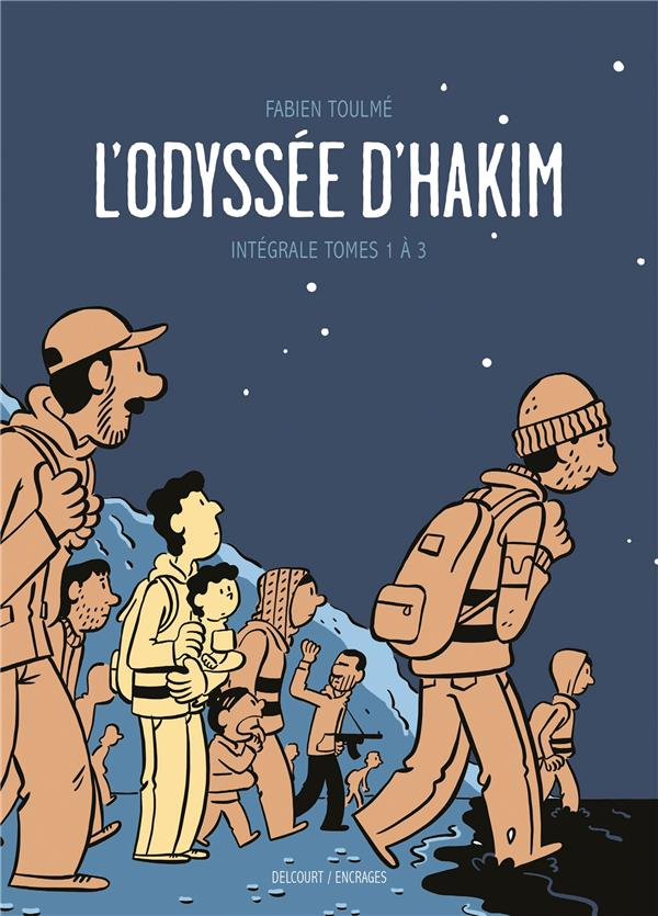L'odyssée d'Hakim ; COFFRET T.1 A T.3