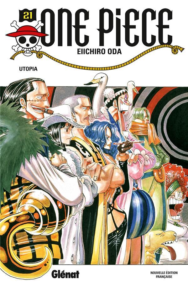 ONE PIECE T.21  -  UTOPIA Oda Eiichiro