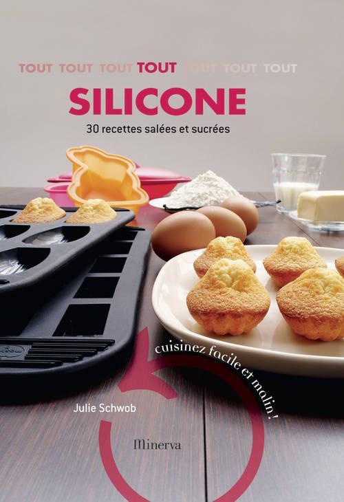 tout silicone ; 30 recettes salées et sucrés