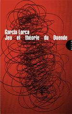 Couverture de Jeu Et Theorie Du Duende