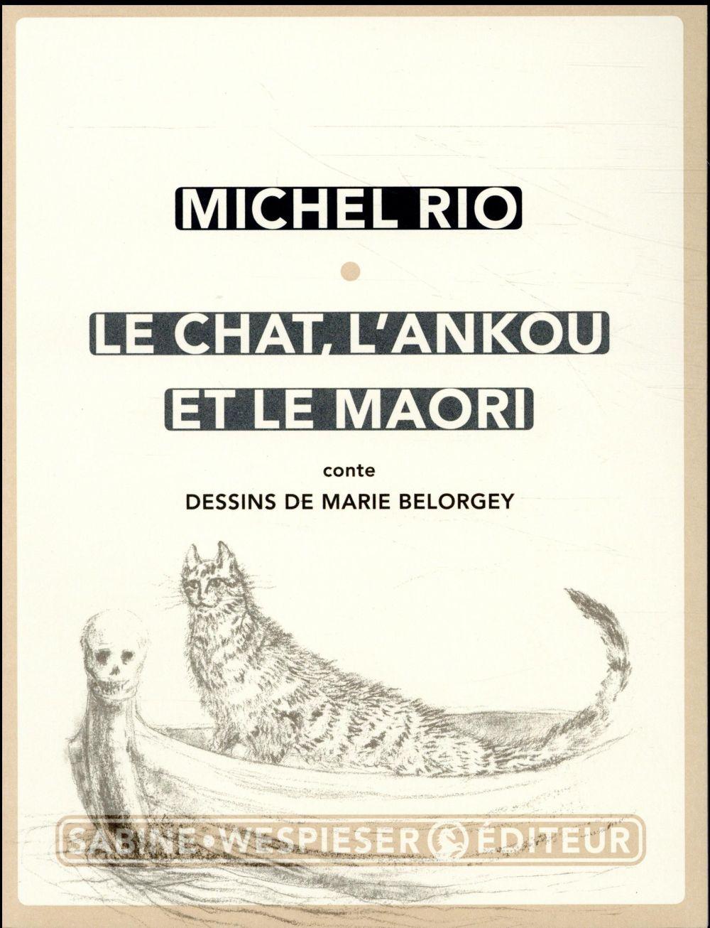 Le chat, l'ankou et le maori