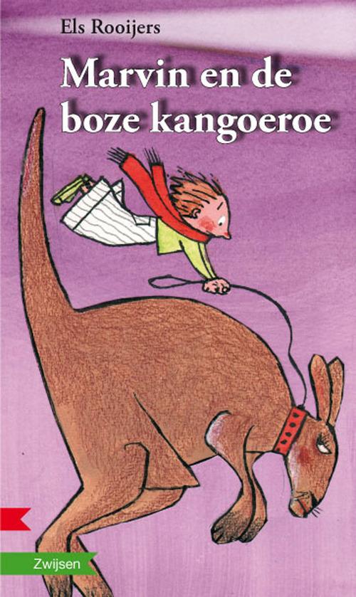 Marvin en de boze kangaroe