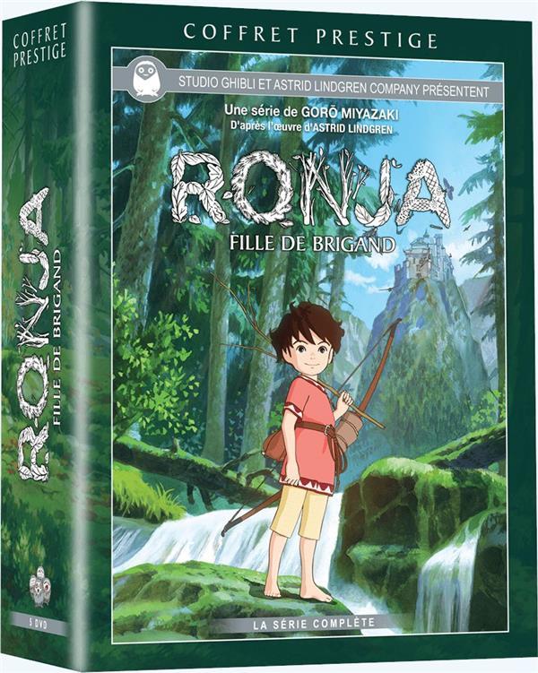 Ronja, fille de brigand - La série complète
