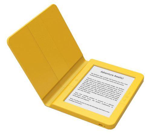Bookeen Saga jaune