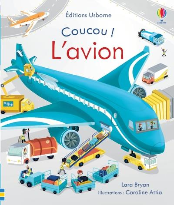 BRYAN/ATTIA - L-AVION - COUCOU !