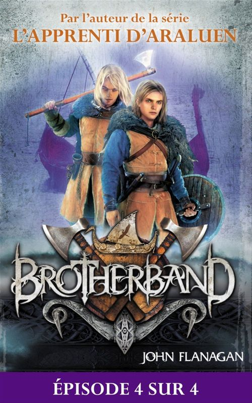 Feuilleton Brotherband 1 - Episode 4 sur 4