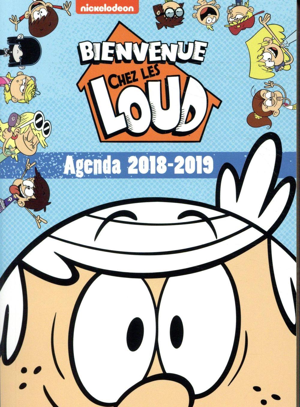 Bienvenue Chez Les Loud Agenda Collectif Hachette
