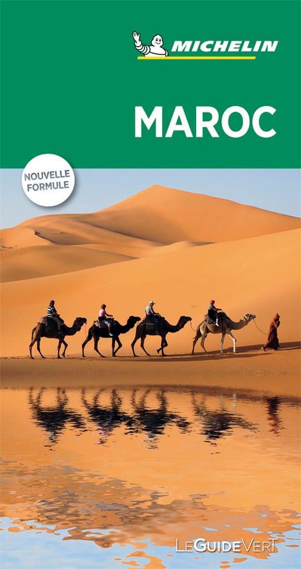 Le guide vert ; Maroc (édition 2019)